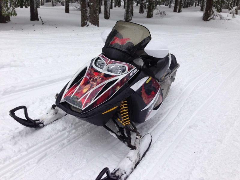 Motorne sanke za sneg SKI DOO MXZ