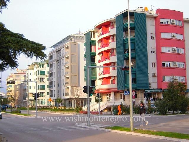Oglas - Izdavanje stanova u Podgorici na duzi period