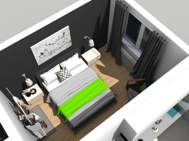 Usluga izrade 3d vizualizacija i dizajn interijerea