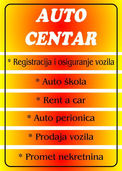 Potreban poslovni partner za Auto Centar u Srbiji ustupanje 50% vlasnistva