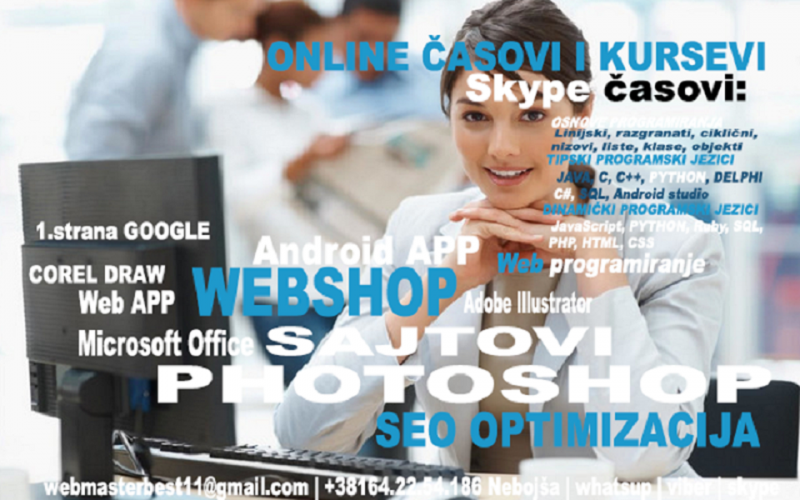 Skype oglasi