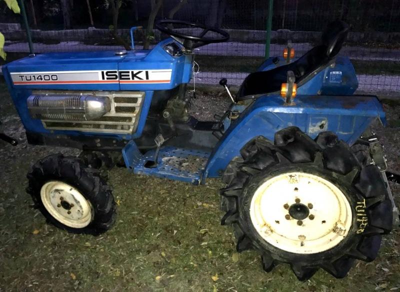 Prodajem traktor