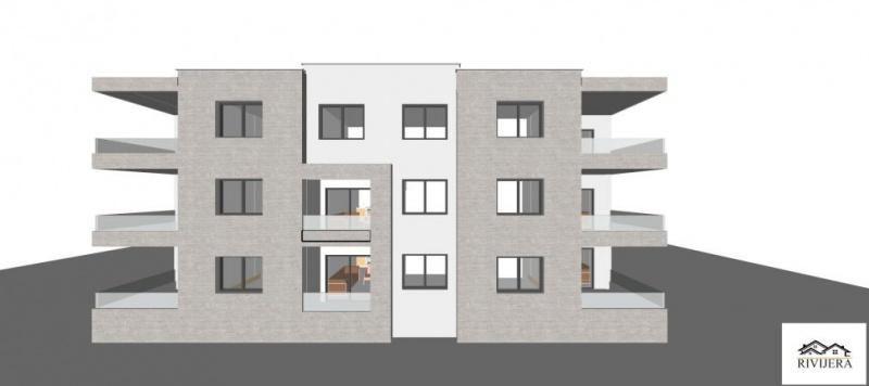 Prodajem stan u izgradnji u Herceg Novom