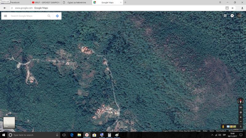 Prodajem zemljište u Sutorini