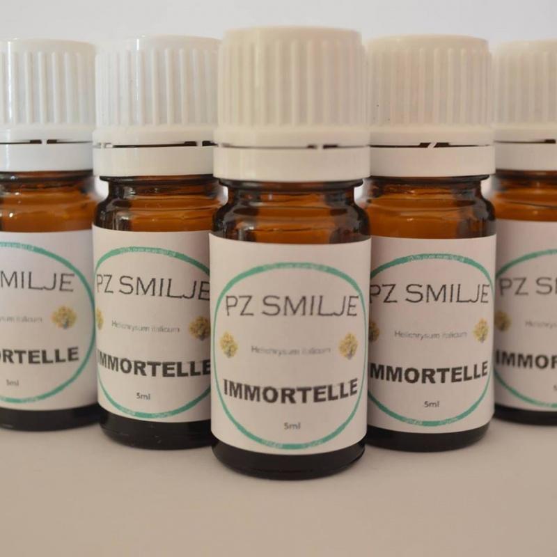 ulje smilja Immortelle