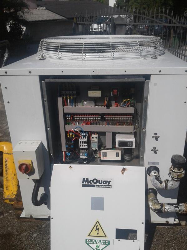 Rashladni agregat Mc Quay, snage hlađenja 18 Kw