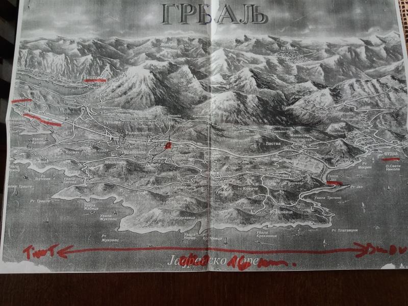 Zemljište 800m2, Kotor, Pobrdje, Grbalj, Radanovici