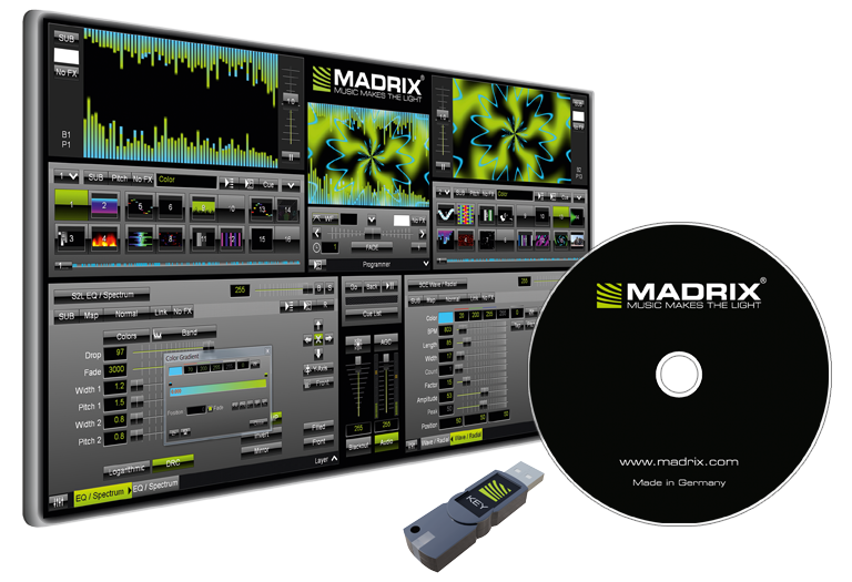 Madrix 3.6.x Ultimate licenca
