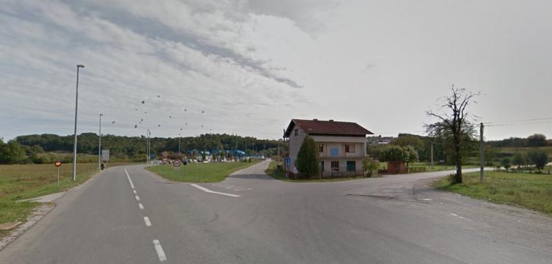 Kuca na granicnom prelazu Maljevac (sa lokalom)