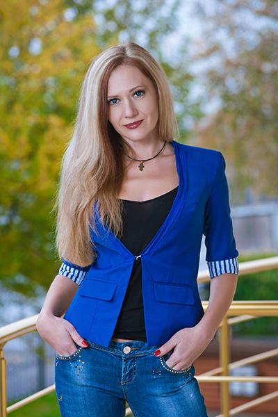 Ukrajinka zeli se upoznati