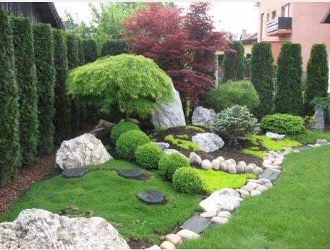 Oglas - Uređenje i održavanje dvorišta, vrta /živa ograda, travnjak../ - Uslu...