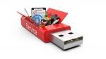 HDD, USB, CD, DVD galerija slika